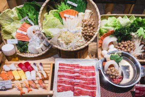 冬季吃火锅才能真正体验到沸腾的人生,冬季食用菌汤锅底对身体的好处