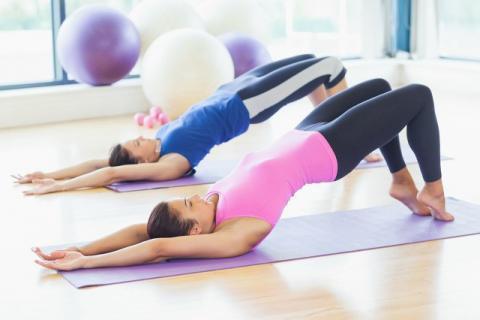 女孩瑜伽和健身哪个好?分析结果告诉你答案