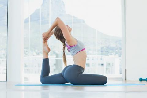 舞韵瑜伽的作用和好处