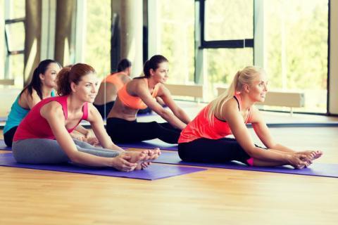 初学瑜伽须要准备甚么,瑜伽初学者必看!