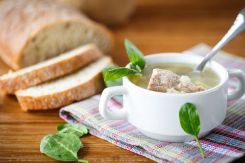 冬季祛湿喝什么粥,每天喝坚持喝,体内多年湿毒可清除!