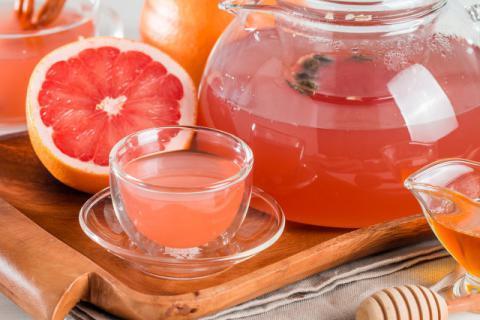 柚子花可以泡茶吗,柚子花泡茶对身体的好处
