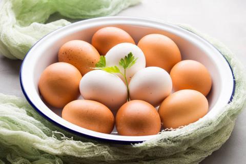 鸡蛋的营养价值与功效与作用,难怪女孩都爱它