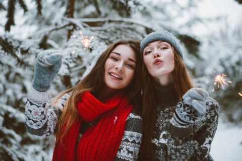 """冬季适量运动对女性的好处,冬季适合女性的运动项目推荐"""""""