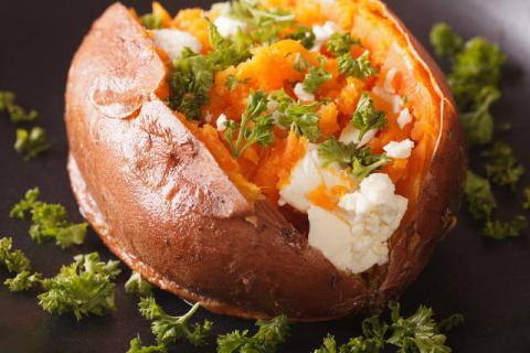 野生红薯的食用功效以及方法,想要美味这样吃