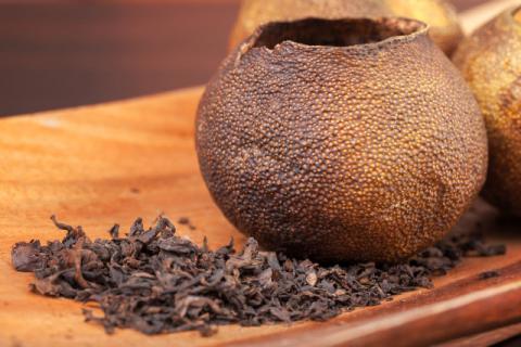 小青桔普洱的正确冲泡方法,美味的茶水需要这样冲泡出来