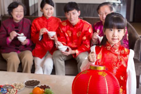 """新年传统风俗!保留至今应传承下去"""""""