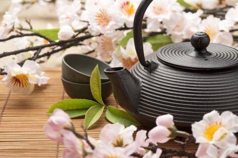腊梅花可以泡茶喝吗,寒冬的旖旎景色还可以这样品尝