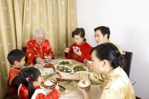 春节的饮食种类,你知道的有哪几种?