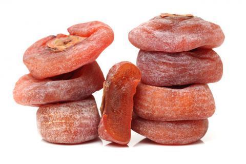 柿饼的功效与作用及禁忌,喜欢吃也不要吃多!