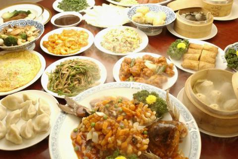 中国春节的食物,赶紧盘他!