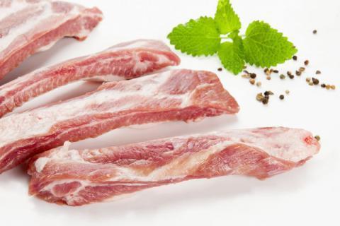 冻猪肉如何快速解冻,冻猪肉会影响猪肉的食用口感吗