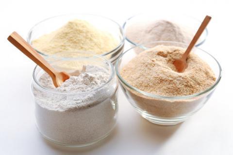 低筋面粉和淀粉的区别