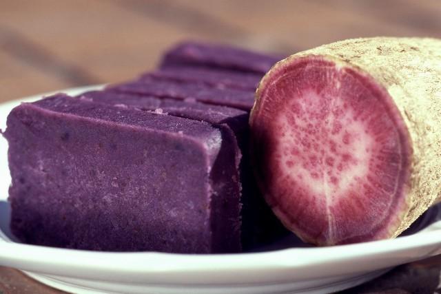 什么食材可以做有颜色的馒头