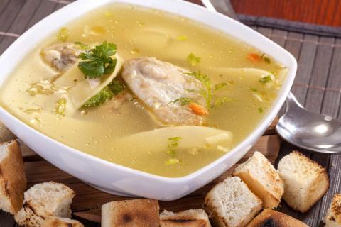 松茸虫草花鸡汤的做法,安康也能做出来