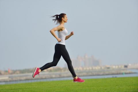 每天饭后跑步对身体的好处,消脂减肥