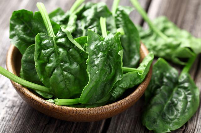 宝宝辅食菠菜的各种做法,营养丰富的菠菜辅食