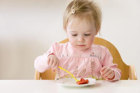 宝宝辅食鱼肉面条的做法,学着做吧!