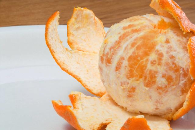 橘子皮怎么做可以减肥