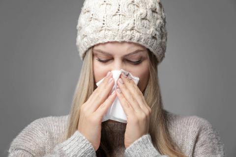 流感退烧后鼻塞严重