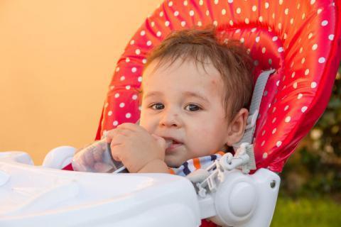 春季宝宝皮肤过敏怎么护理