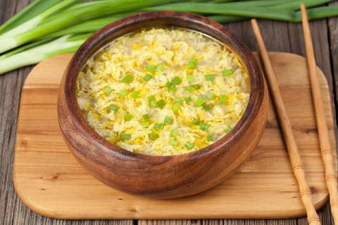 玉米碴大米粥,宝宝辅食怎么做?