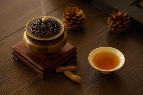 金槐米茶的功效与作用,爱喝茶的人试试它!