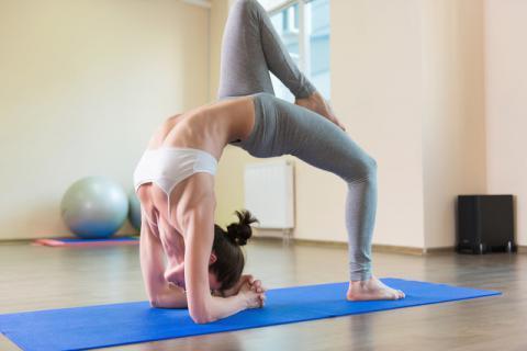 想要前凸后翘的秘诀?其实它跟瑜伽有紧密联系