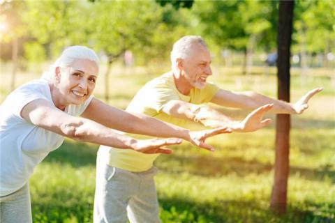 适合老人的运动方式,运动对于老人的好处