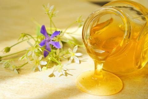 柑桔蜂蜜的食用功效,蜂蜜中的珍品