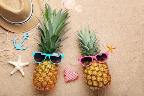 怎样区分菠萝和凤梨