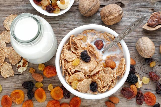 早餐食用燕麦如何搭配