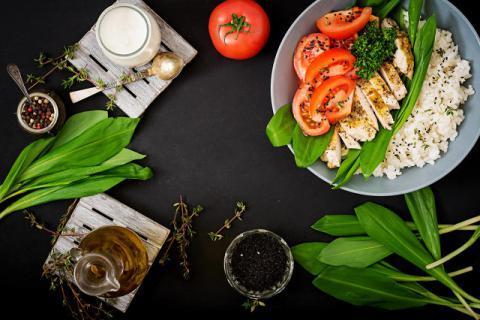 要想减肥就要合理科学,减肥营养晚餐搭配!