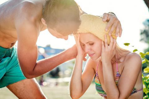 中暑头疼怎么缓解,中暑怎么预防,趁天还没热赶紧预防!