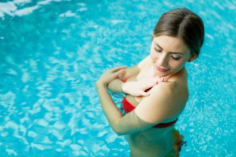 减肥游泳后可以吃东西吗,给您这些建议