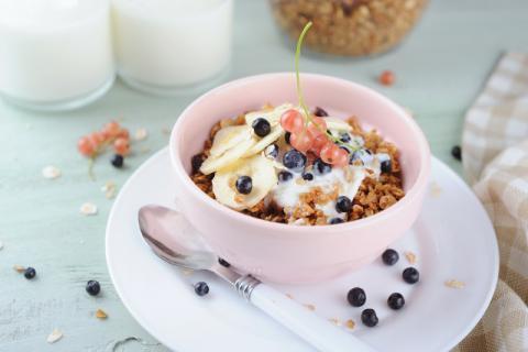 营养早餐的食材搭配,吃好早餐元气满满