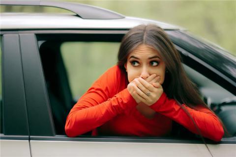 坐车晕车怎么办?缓解晕车的食物,预防晕车的办法