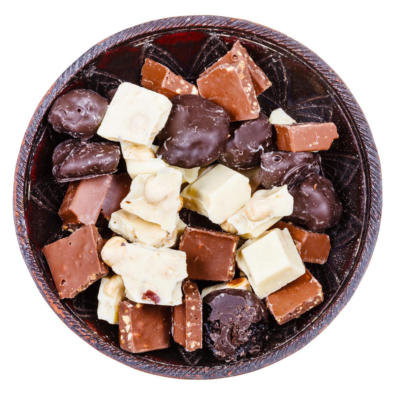 巧克力和花茶相克吗