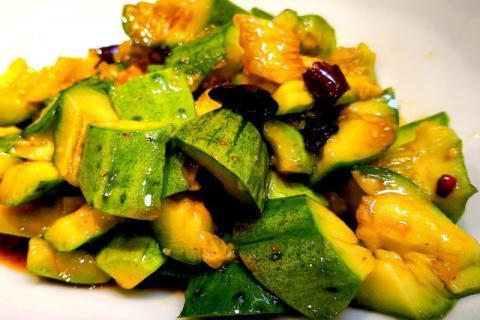 合适减肥的凉拌菜有哪些,减肥合适吃哪些凉拌菜,这三种美食不只质朴还养分