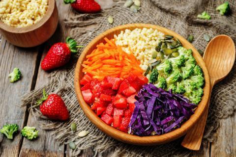 具有补气血的水果蔬菜有哪些,食材新鲜更滋补