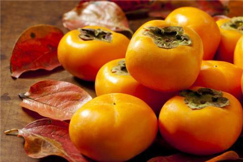 柿子有什么营养?吃柿子有哪些好处?柿子虽好不宜多吃