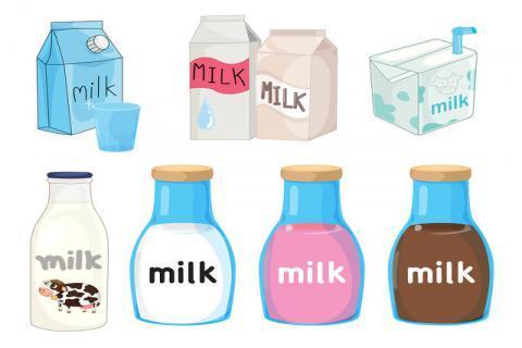 牛奶维生素b含量,科普小知识告诉你