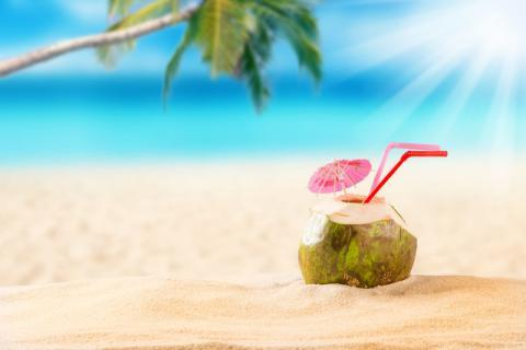 滋肺生津的水果,夏天必备解暑生津
