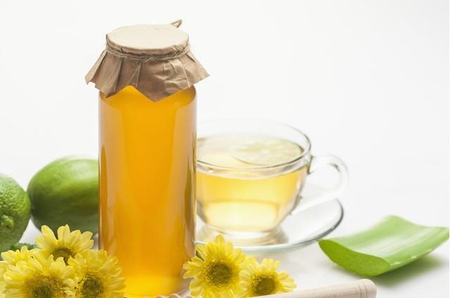 什么水果可以和蜂蜜泡水喝