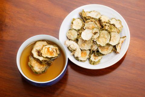 苦瓜山楂茶的食用功效,夏季清热消暑的利器