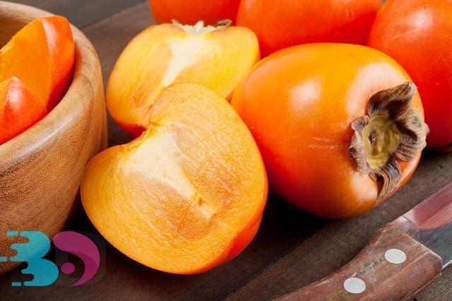 柿子中间部位能吃吗