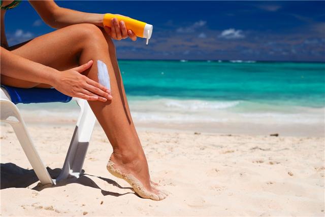 夏天如何防晒护肤