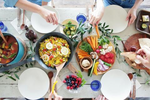 脂肪肝患者的健康饮食习惯推荐,这些食物有益肝脏健康