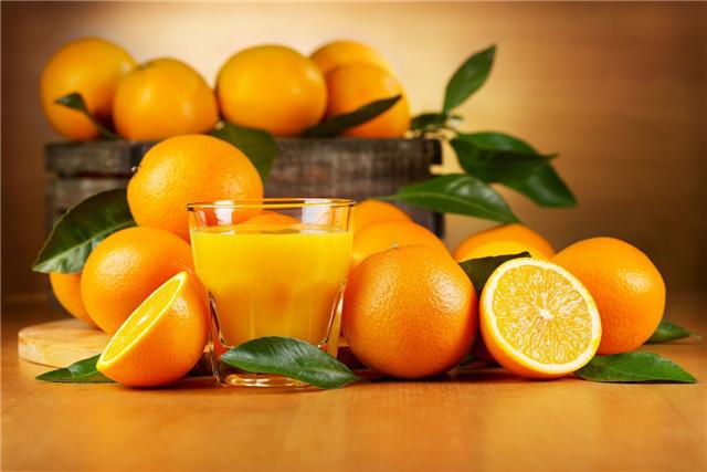 橙子是感光水果吗