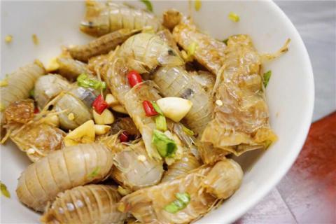 肉嫩味鲜的皮皮虾,怎么吃更好吃?